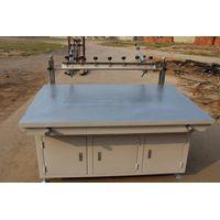Silk screen printing equipment Paper printing platform