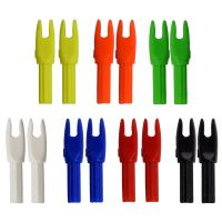 Plastic Arrow Nocks for Carbon Shaft I.D. 4.2mm DIY archery Hunting