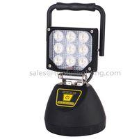 Magnetic Base LED 27W 8800mAh Emergency Portable light thumbnail image