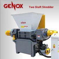 Two Shaft Shredder (M600) /Plastic Machine/Granultor/plastic shredder