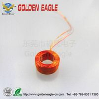 2015 new products inductor air core coil customized