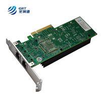 PCIe Intel X540-T2 Ethernet Network Interface Card Multi port RJ45 Lan Card
