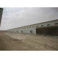 Africa Cost-effective Steel structure Poultry house Made in China