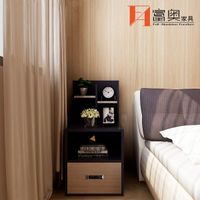 Whole Aluminum Bedroom table Bedside Table Nightstands thumbnail image