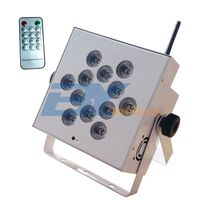 LED BATTERY LIGHT With IR Remote Control 12X15W 5in1 LED(BY-852W)
