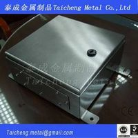 Power stainless steel distribution box