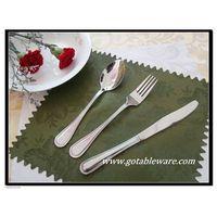 stainless tableware/cutlery/flatware/spoon/fork/knife