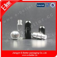 high-class liquid glass bottle with nice price