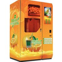China orange juice vending machine manufacturers