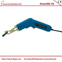 Cut Seal Ropes Electric Hot Knife Rope Cutter
