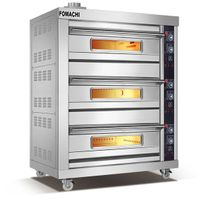 Gas Bread Deck Oven FMX-O37CH