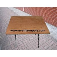 square banquet table rental event table