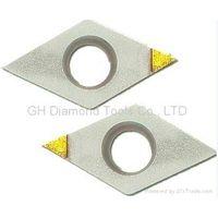Single Crystal Natural diamond cutting tools,inserts thumbnail image