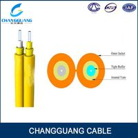 Factory price for Zipcord Interconnect cable GJFJ8V Changguang Communication