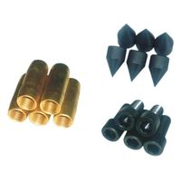 Earth Rod Accessories(coupler,driving head,drilling head)