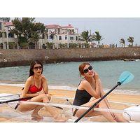 Transparent Rowing Boat thumbnail image