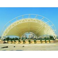 Membrane structure construction  for  Sports Stadium