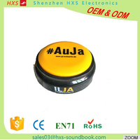 Plastic Small Electronic Buzzers for Promotional Gifts