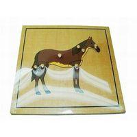 Montessori Puzzle Horse