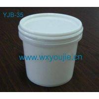 0.5L plastic bucket
