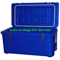 Premium 65Liter Marine White Ice Chest | Cooler Box for Hunting thumbnail image