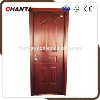 wholsale manufacturer plywood decorative mdf door skin