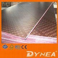1220*2440 /1250*2500 dynea film faced plywood