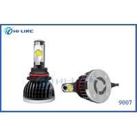New 9004 9007 HI LOW BEAM LED car Headlight bulbs energy save Car LED conversion Kit LED Lighting bu