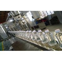 6000bph Rotary High Speed Mineral Water Filling Machine For PET Bottles