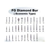 Dental Supply Dental Diamond Bur
