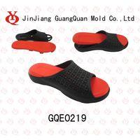 Bicolour EVA shoe mould GQE0219