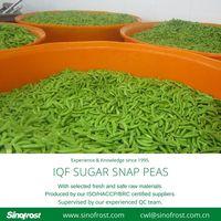IQF sugar snap peas /Frozen sugar snap peas thumbnail image