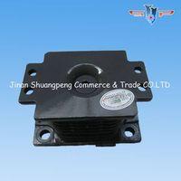 Original steyr truck parts rubber base assembly thumbnail image