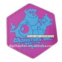 silicone rubber placemat&coaster