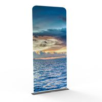 Wholesale straight tension fabric display backdrop stand for exhibition show