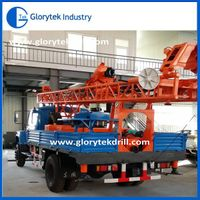 GL-II Truck Mounted Drilling Rig