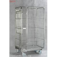 4-sided Laundry cart