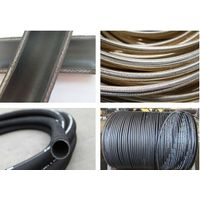 Hydraulic hose for farm machinery