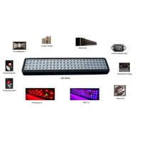 Panel Two Switches 288w-96x3w LED Grow Light Hydroponics Lighting