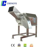 frozen meat cube cutting machine chicken cube dicing machine meat cube cutting thumbnail image