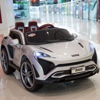 new design four wheels drive remote control battery children ride electric car thumbnail image