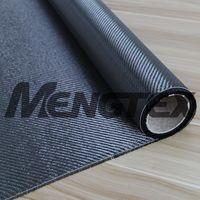 Glitter 3K Carbon Fiber Fabric Silvery Twill 220gsm Price