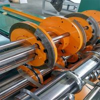 corrugated paperboard rotary slotting machine thumbnail image