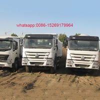 SINOTRUK China international 6x4 10 wheel HOWO Dump Truck