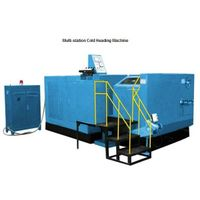 High speed automatically cold heading machine