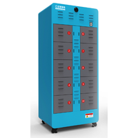 10 slot Lithium Battery Pack Charging Swapping Cabinet For Electric Scooters thumbnail image