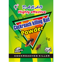 Wholesale DAHAO Highly Effectively Cockroach killing Bait Powder