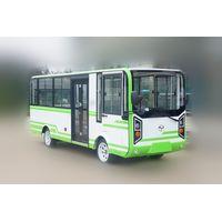 Electric sightseeing mini bus