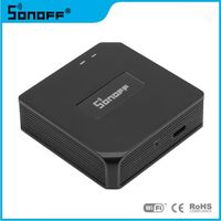 Sonoff RF Bridge WiFi 433 wifi turn 433MHz wireless RF remote control smart home thumbnail image