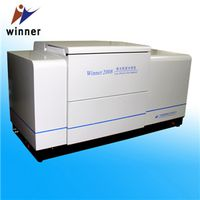 MIE scattering principle Winner2008 laser particle size analyzer